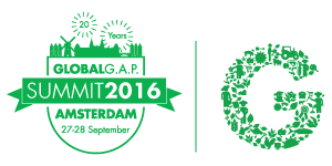 GLOBALGAP SUMMIT 2016 logo