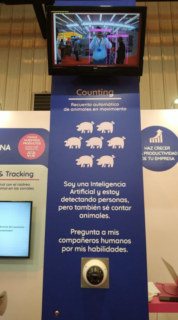 Smart Counting para contar animales